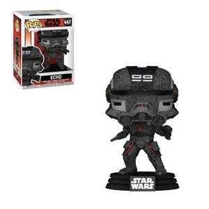 Star Wars Bad Batch Echo Figura Funko Pop! Vinyl