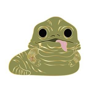 Star Wars Jabba The Hutt Funko Pop! Pin