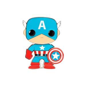 Marvel Captain America Funko Pop! Pin