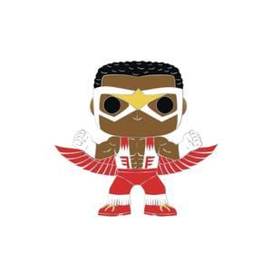 Marvel Falcon & The Winter Soldier Falcon Funko Pop! Pin