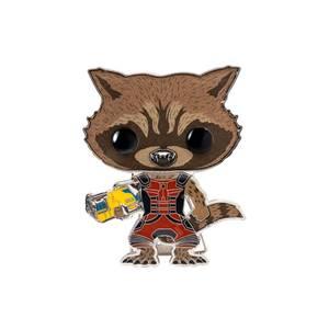 Marvel Guardians of the Galaxy Rocket Funko Pop! Pin