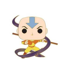 Avatar: The Last Airbender Aang Funko Pop! Pin