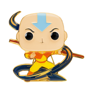 Avatar: The Last Airbender Aang Funko Pop! Pin