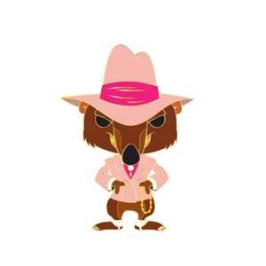 Toon Patrol Funko Pop! Pin