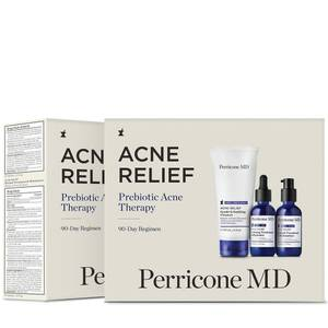 Perricone MD Prebiotic Acne Therapy 90-Day Regimen Duo - 2 x 90-Day Kit