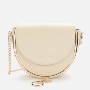 See by Chloé Women's Mara Clutch Shoulder Bag - Cement Beige