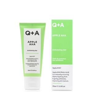 Q+A Apple AHA Exfoliating Gel 75ml