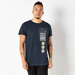 E.T. the Extra-Terrestrial Men's T-Shirt - Navy