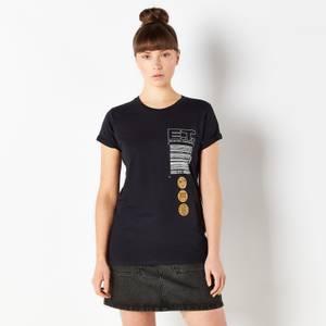 E.T. L'Extra-terrestre T-Shirt Femme - Bleu Marine