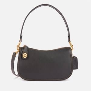 Coach Women's Swinger Shoulder Bag - Black