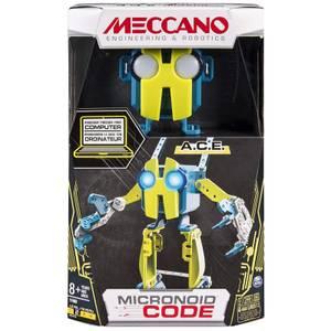 Meccano TEC Micronoid Code Ace Toy
