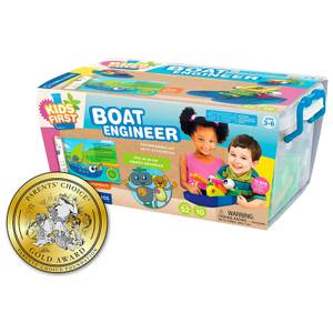 Thames & Kosmos Kids First Boat Engineer Toy