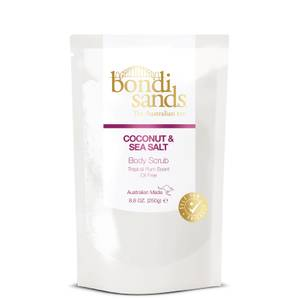 Bondi Sands Tropical Rum Coconut and Sea Salt Body Scrub 150g