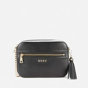 DKNY Women's Polly Sutton Camera Bag - Black/Gold BGD