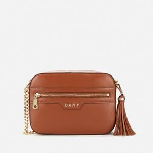 DKNY Women's Polly Sutton Camera Bag - Caramel