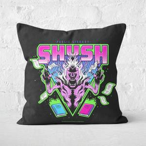 Ghostbusters 80's Neo Square Cushion