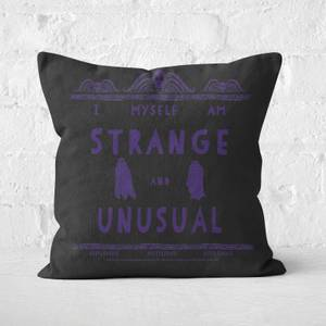 Beetlejuice Cushion Square Cushion