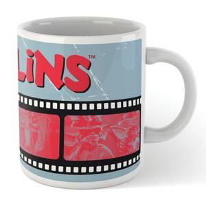 Gremlins Film Reel Tasse