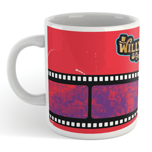 Willy Wonka & the Chocolate Factory Film Reel Mug