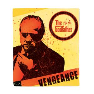 The Godfather Vengeance Fleece Blanket