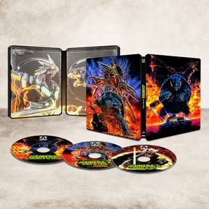 Gamera - The Heisei Trilogy - Steelbook
