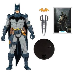 "McFarlane DC Multiverse 7"" Figures - Todd McFarlane Designed Batman - Wm Collector Series Action Figure"