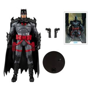 "McFarlane Toys DC Multiverse 7"" Figure Flashpoint Batman Action Figure"