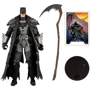 "McFarlane DC Multiverse 7"" Figures - Death Metal Batman Action Figure"