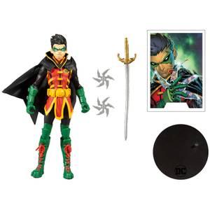 "McFarlane DC Multiverse 7"" Figures - Damien Wayne Robin Action Figure"