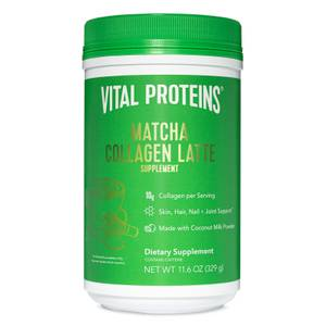 Matcha Collagen Latte Powder 329g