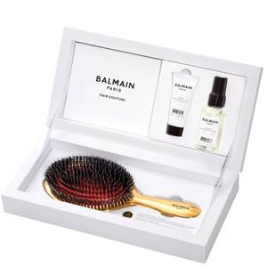 Balmain Golden Spa Brush Set
