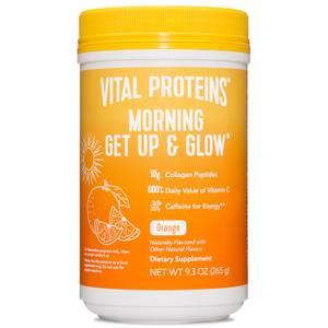 Morning Get Up & Glow™ Poeder - Sinaasappel 265g