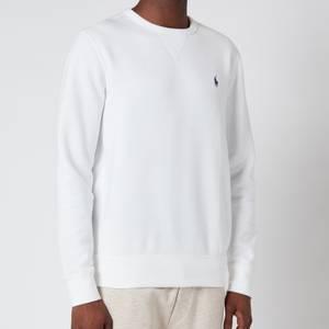 Polo Ralph Lauren Men's Fleece Sweatshirt - White