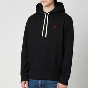 Polo Ralph Lauren Men's Fleece Hoodie - Polo Black