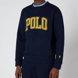Polo Ralph Lauren Men's Polo Sweatshirt - Cruise Navy