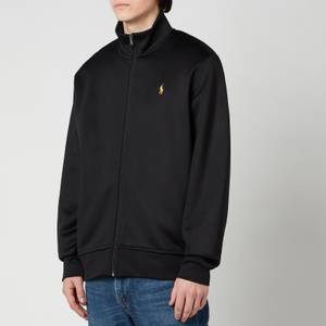 Polo Ralph Lauren Men's Lux Full Zip Track Top - Polo Black
