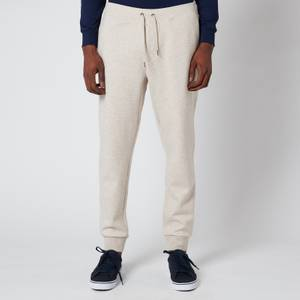 Polo Ralph Lauren Men's Double Knit Joggers - Expedition Dune Heather