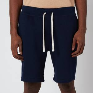 Polo Ralph Lauren Men's Fleece Shorts - Cruise Navy