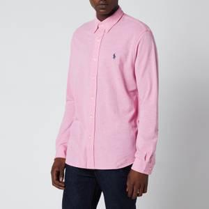 Polo Ralph Lauren Men's Featherweight Mesh Shirt - Hampton Pink