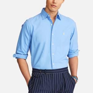 Polo Ralph Lauren Men's Slim Fit Oxford Shirt - Harbor Island Blue