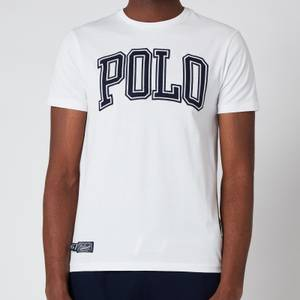 Polo Ralph Lauren Men's Polo Crewneck T-Shirt - White