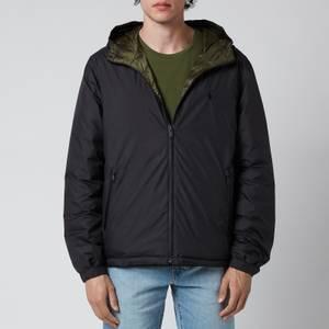 Polo Ralph Lauren Men's Reversible Bomber Jacket - Polo Black/Dark Loden