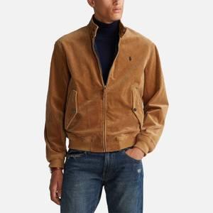 Polo Ralph Lauren Men's Stretch Corduroy Jacket - Rustic Tan