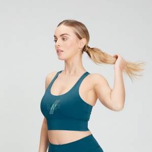 MP Women's Limited Edition Impact Sports Bra - Teal