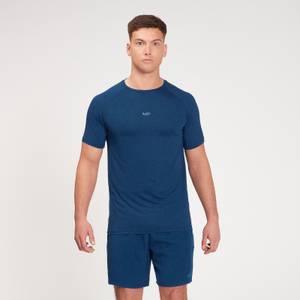 """MP vyriški """"Fade Graphic"""" treniruočių trumparankoviai marškinėliai - Tamsiai mėlyna"""