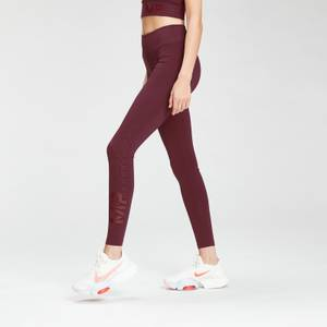 MP Women's Fade Graphic Training Leggings - Washed Oxblood