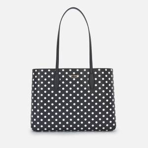 Kate Spade New York Women's All Day Large Tote Bag - Black Multi