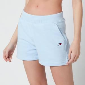 Tommy Sport Women's Regular LBR Shorts - Sweet Blue