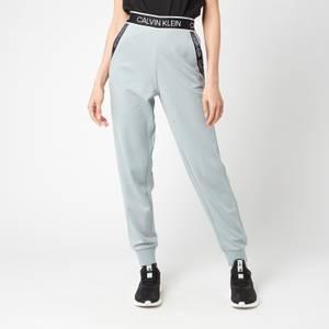 Calvin Klein Performance Women's Knit Pants - Blushing Green