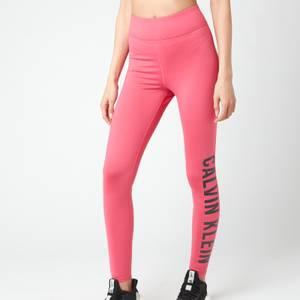 Calvin Klein Performance Women's Full Length Leggings - City Pink